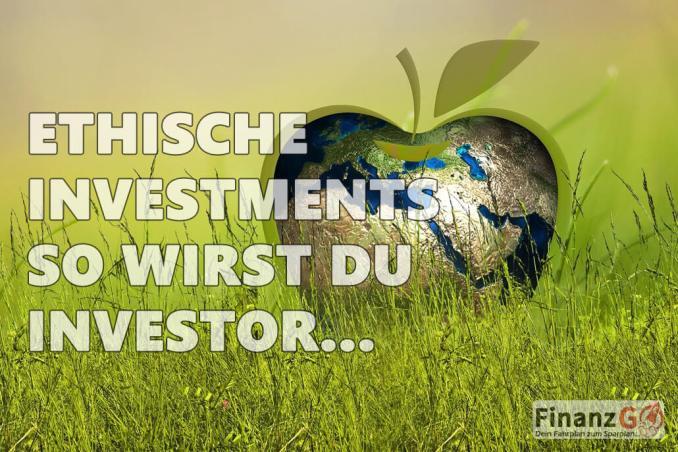 Nachhaltiges Investieren in Solaranlagen