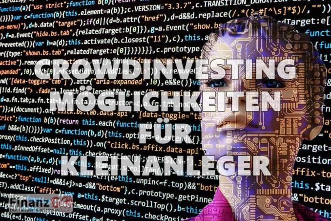 investieren in Startups Crowdinvesting die Möglichkeit für Kleinanleger