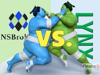 CFD Trader NSbroker vs Lynx Broker Vergleich finanzgo