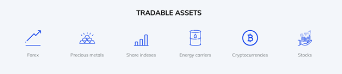 Tradable Assets