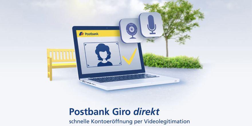 Online Girokonto direkt hier anfordern.