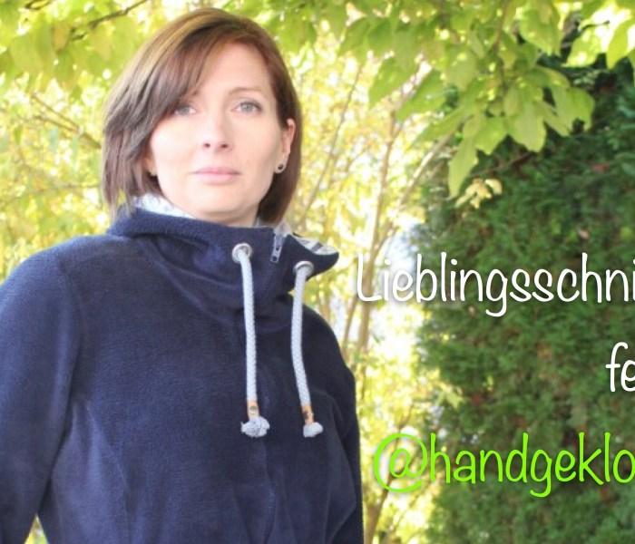 Lieblingsschnitte feat. @handgeklotzt