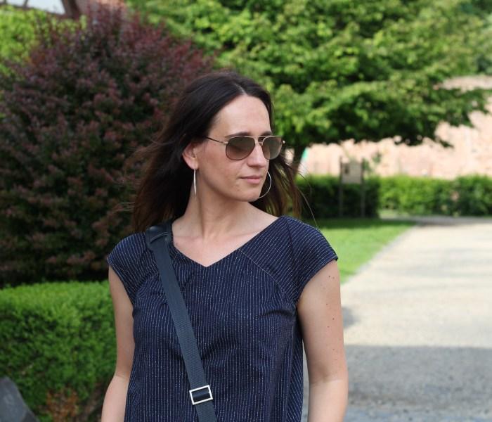 Kleid Belle – Schnittmuster für einen legeren Sommertraum