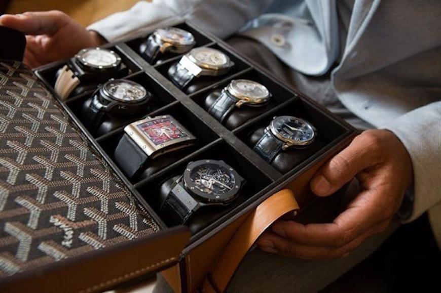 Наручные часы - трата или инвестиция  советы банкира - Finbuzz.ru 648fb964df3