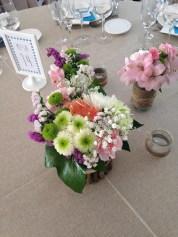 meseros flores