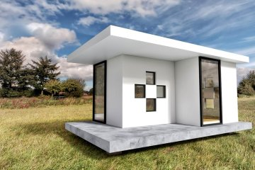 mini casas modernas precio