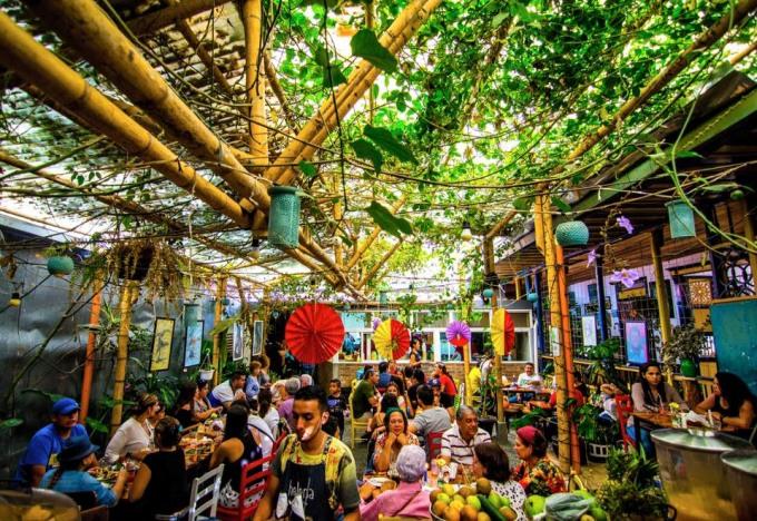Imagen del Bakkho uno de los mejores restaurantes del Quindio