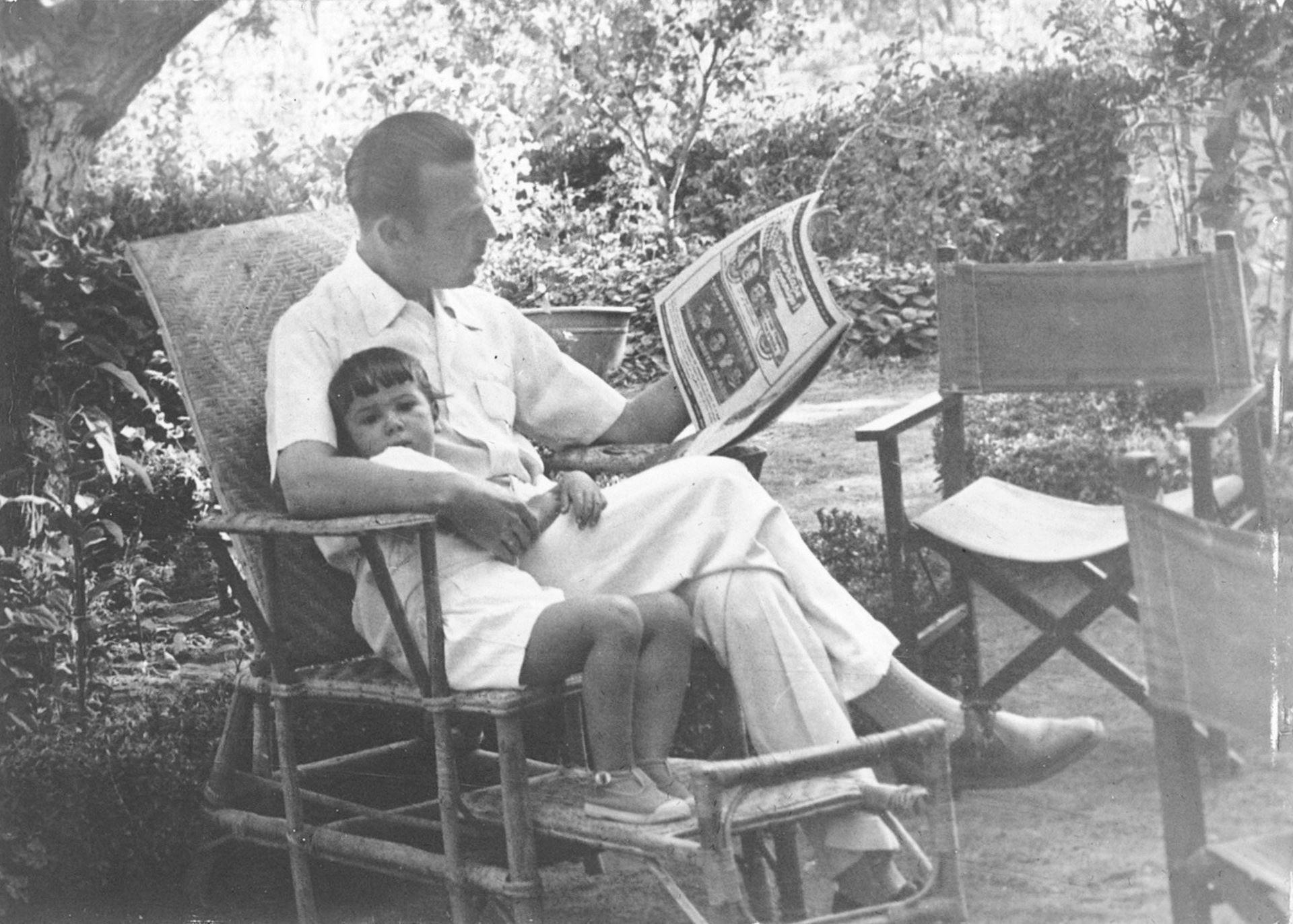 finca Villa Mercedes 1954