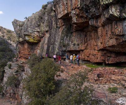 visita turística parque nacional de cabañeros desde finca Villa Mercedes