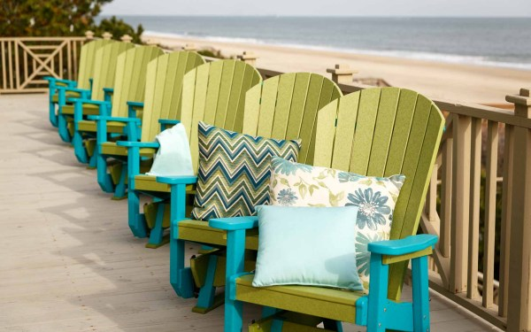 Inspiration Finch - Outdoor Poly Furniture