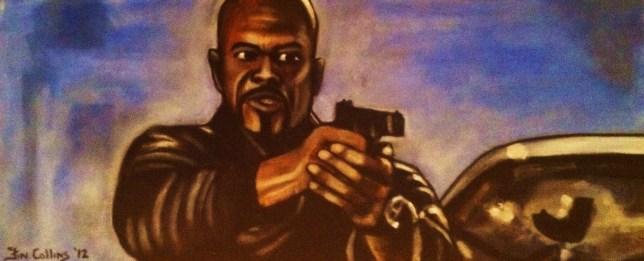 Samuel L Jackson as Shaft