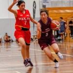 根岸 夢(バスケットボール)
