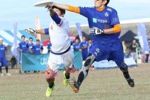 アルティメット日本代表のアスリート勝田竜馬さんがFind-FCにアスリート登録!