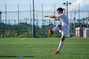7人制サッカーのソサイチで日本初のプロのソサイチリーガーを目指す関根友弥さんがFind-FCにアスリート登録!