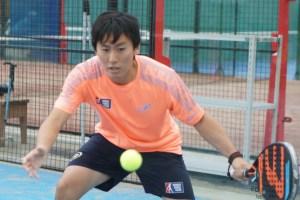 今人気急上昇のパデルの2019年度日本代表の日下部俊吾さんがFind-FCにアスリート登録!