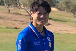 最年少日本代表記録保持者で世界一のフットゴルファーを目指す辻本亮さんがFind-FCにアスリート登録!