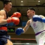ボクシングで世界チャンピオンさんを目指す李 鎮宇さんがFind-FCにアスリート登録!
