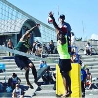 スポーツビジネスも考えているビーチバレー・和田 信二選手ががFind-FCにアスリート登録!