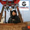 熱気球の日本チャンピオンを目指す江田 むつみ(エダ ムツミ)手がFind-FCにアスリート登録!