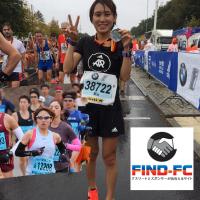 市民ランナーの女子TOPクラスを目指す瀧波 美緒(タキナミ ミオ)選手がFind-FCにアスリート登録!
