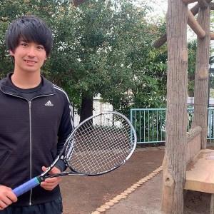 山下 晶平(硬式テニス)