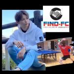 チャンネル登録者34000人のチャンネルで毎日投稿!卓球YouTuber・櫻井 勇治(サクライ ユウジ)さんがFind-FCにアスリート登録!
