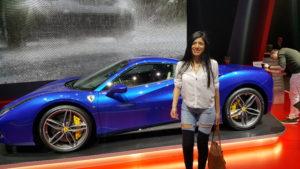 Una de las ferias de exhibición de autos más grandes de Suiza
