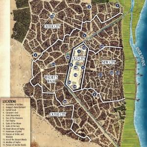 Mummy's Mask Map: Tephu