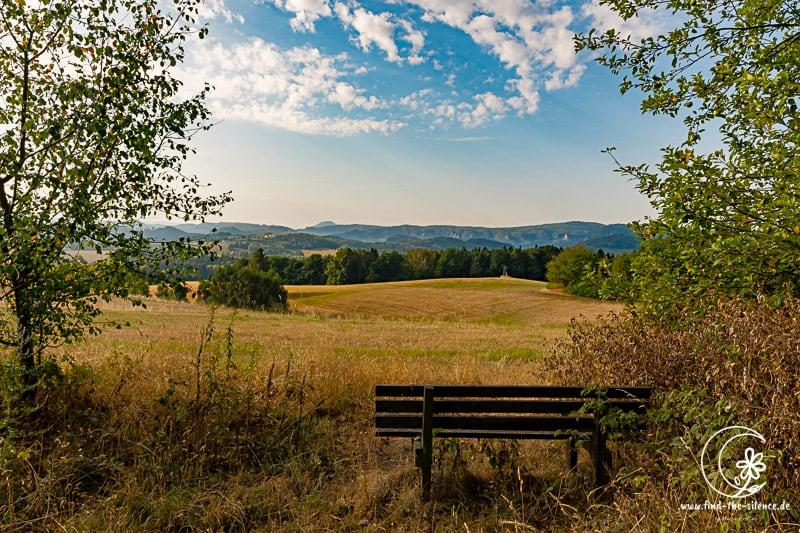 Panoramaweg der sächsischen Schweiz