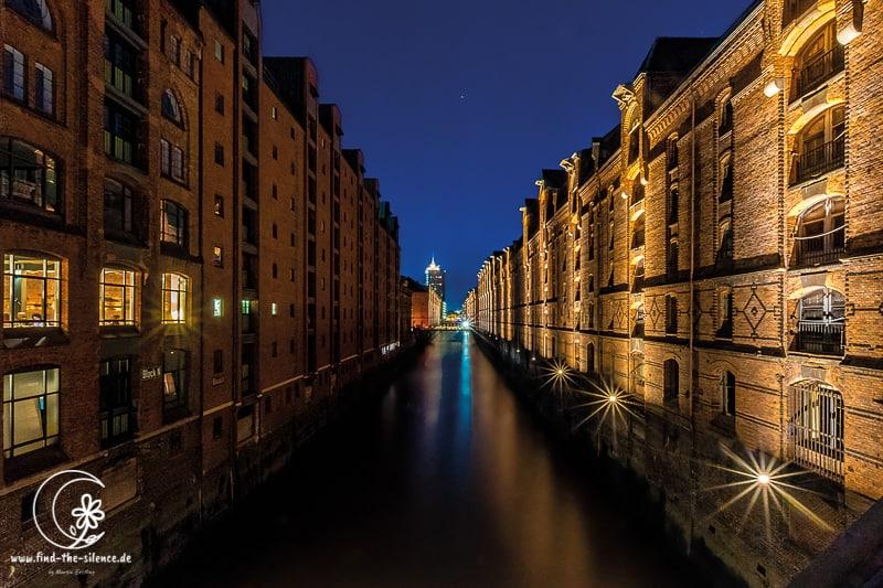 One night in Hamburg