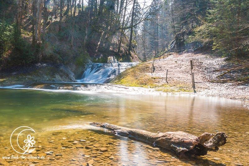der letzte Wasserfall
