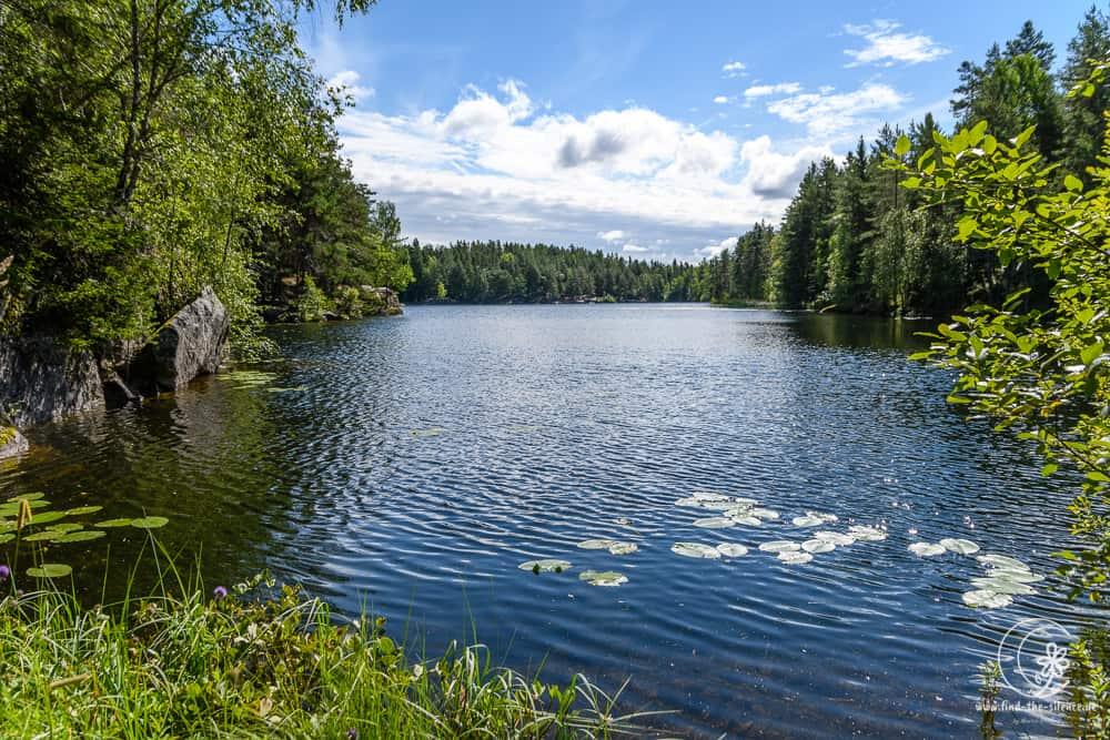 Norwegens wunderschöne Seen sind Naturparadiese