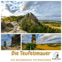 Die Teufelsmauer - ein besonderes Fotoerlebnis