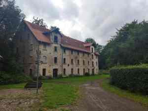 Lost Place Königshütte beim Geocaching im Harz
