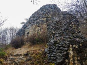 Die Ruine Ehrenfels