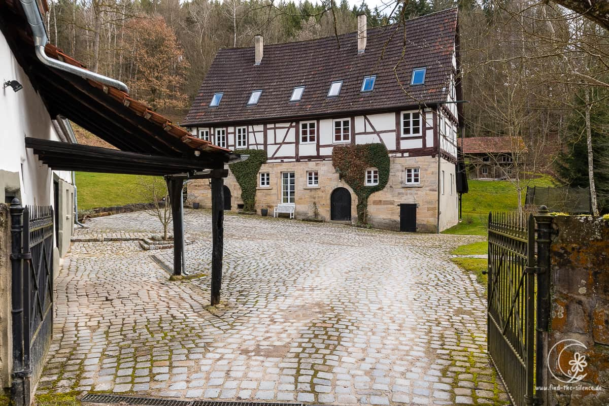 Das Forsthaus im Katzenbachtal