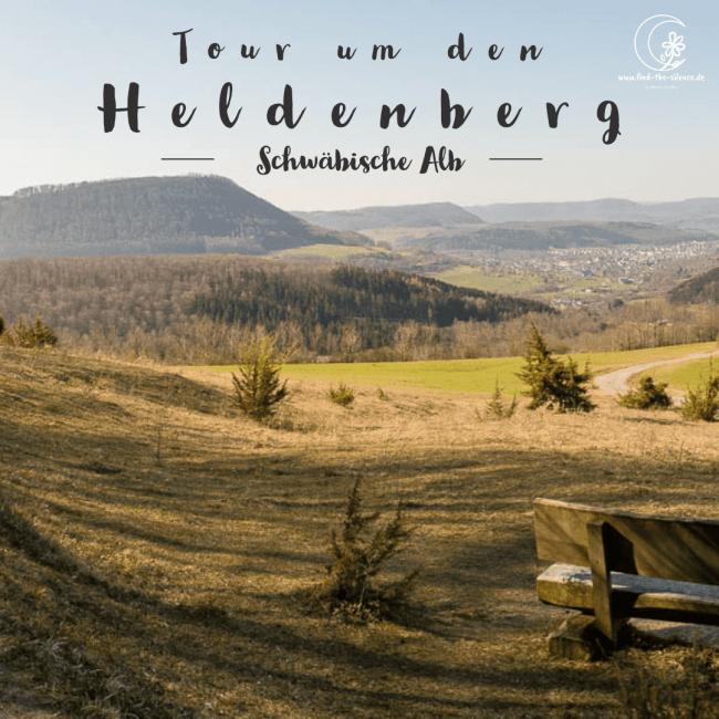 Tour um den Heldenberg