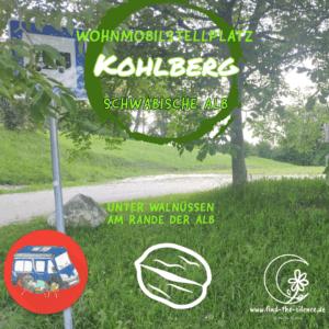 Wohnmobilstellplatz Kohlberg
