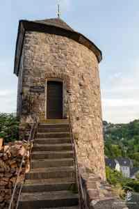 zweiter Wehrturm