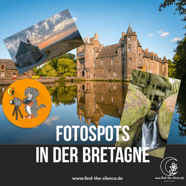 Fotospots in der Bretagne