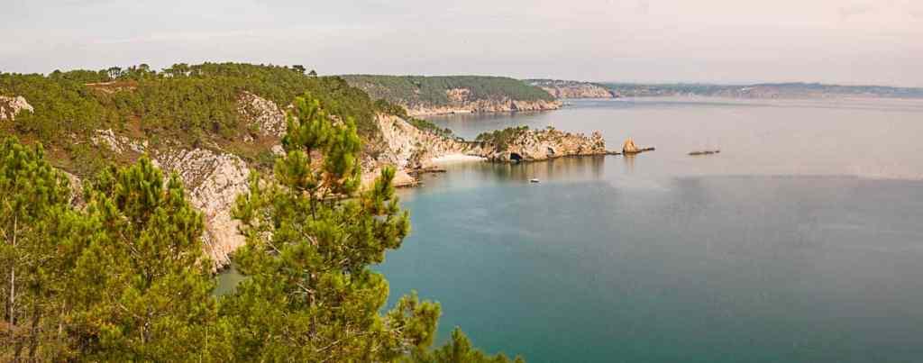 Île Vierge - Panorama