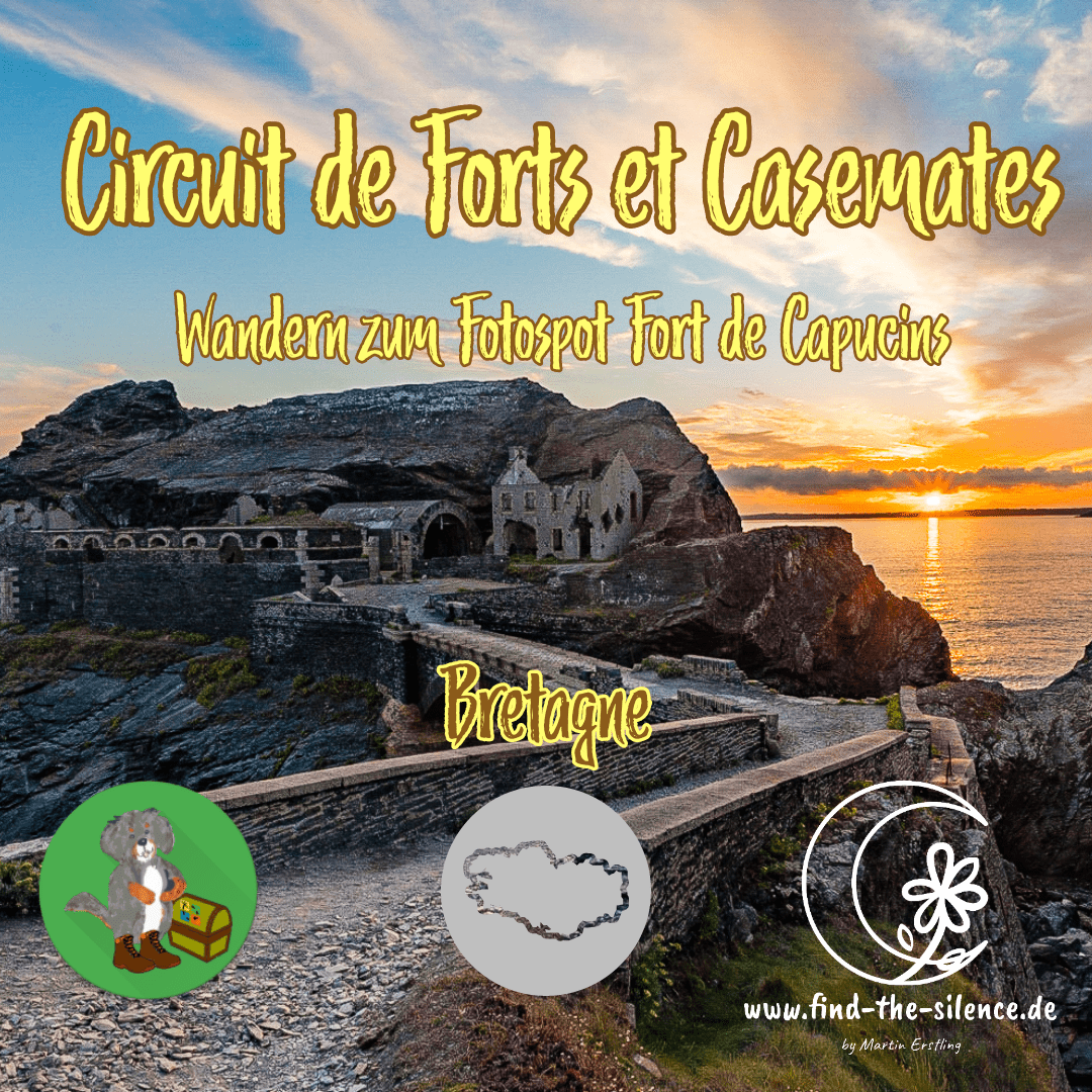 Circuit de Fotrs et Casemates - Wandern zum Fotospot Fort de Capucins