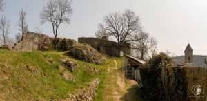 die Alte Burg Veringenstadt