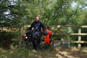 Radtour in England