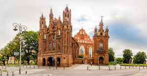 Das Barock-Ensemble Vilnius - St. Anna & St. Bernhard