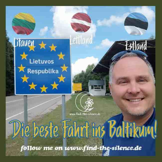 Die beste Fahrt ins Baltikum