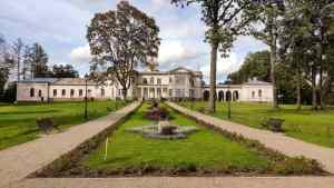 Das Astravo Herrenhaus - Astravo dvaro