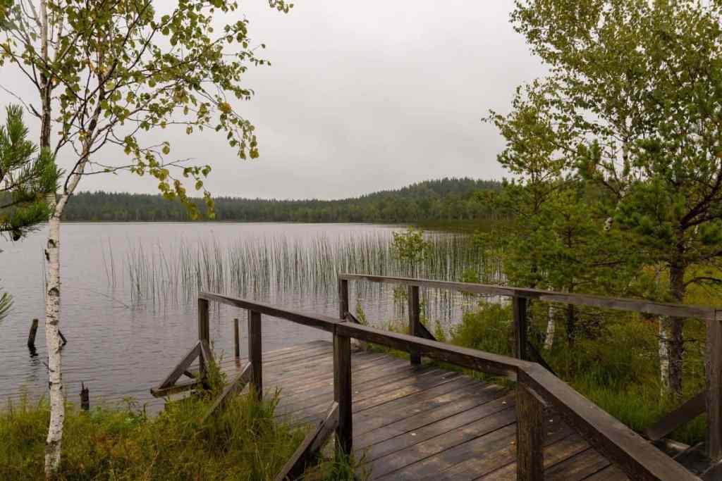 Mein Lieblingsplatz auf dem Mammadaba Tirumnieki Trail