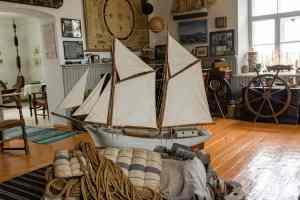 Noch ein Segelschiff