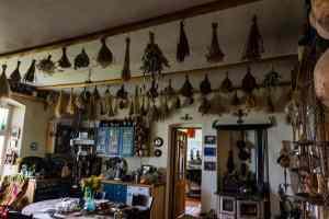 Die Küche des Meeresmuseums